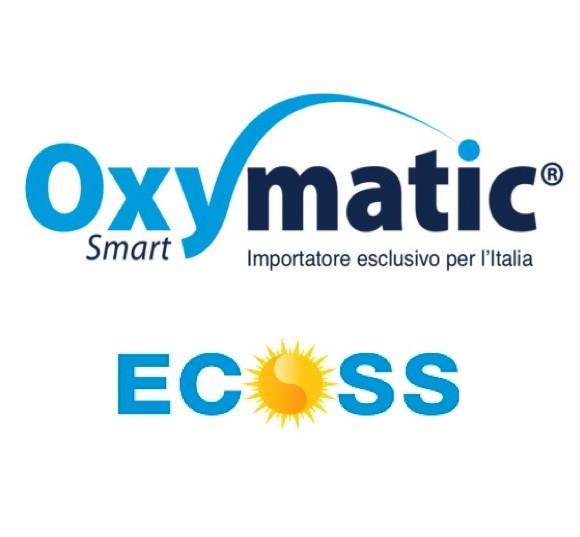 Ecoss importatore esclusivo per Oxymatic