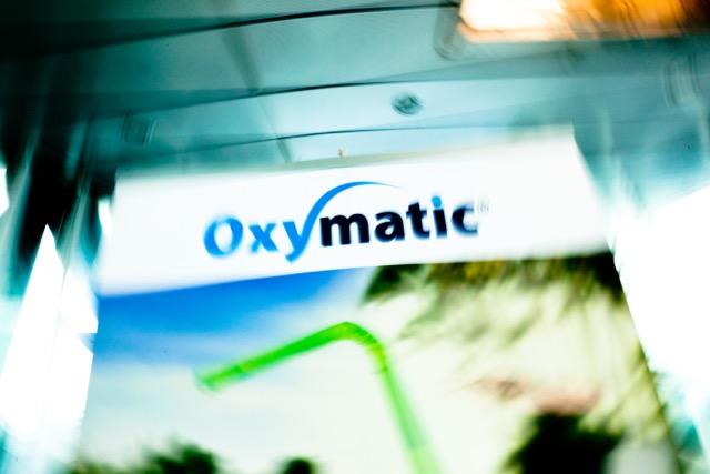 OXYMATIC FIERA DI BOLOGNA 2014