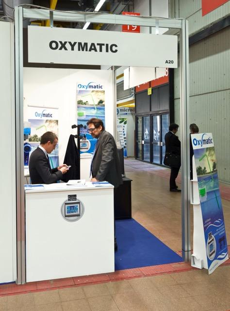 OXYMATIC FIERA DI BOLOGNA 2015