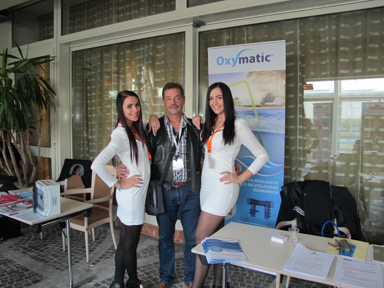 OXYMATIC CONVEGNO PROFESSIONE ACQUA MILANO