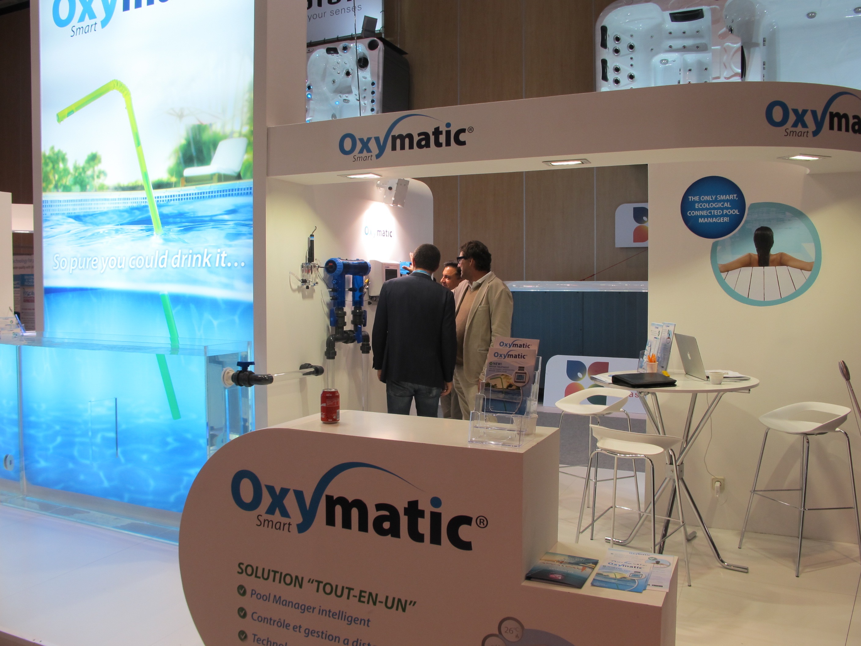OXYMATIC FIERA LIONE 2016