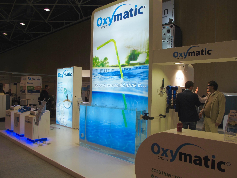 OXYMATIC FIERA LIONE 2016